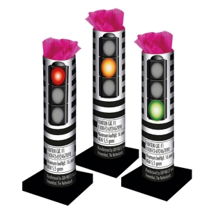 1161 - B2B Stoplichten, 3 stuks