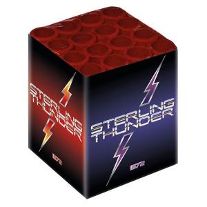 1571 - Sterling Thunder Cake, 16 shots