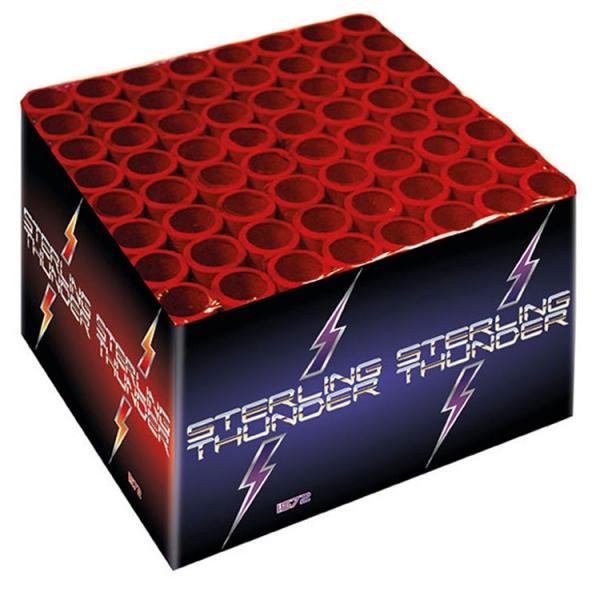 1572 – Sterling Thunder Cake, 64 shots
