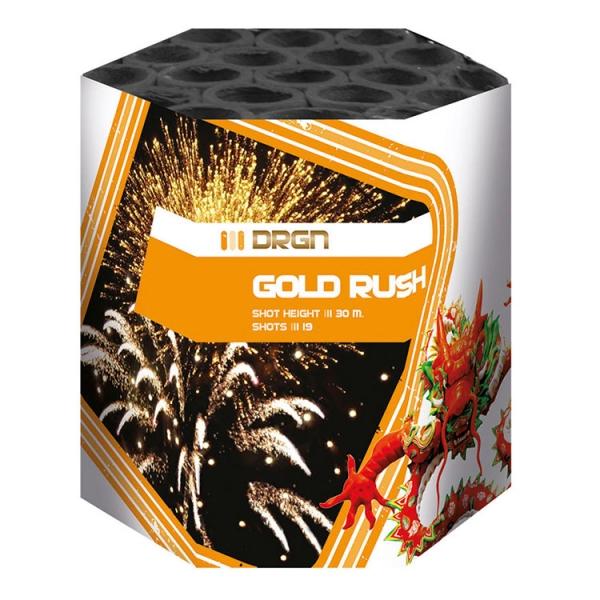 3341 – DRGN Gold Rush, 19 shots