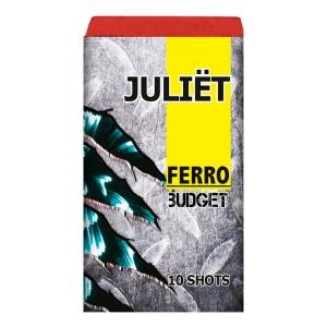 4536 - FERRO Juliët, 10 shots
