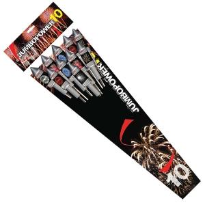 8715 - Jumbo Power 10, 10 vuurpijlen